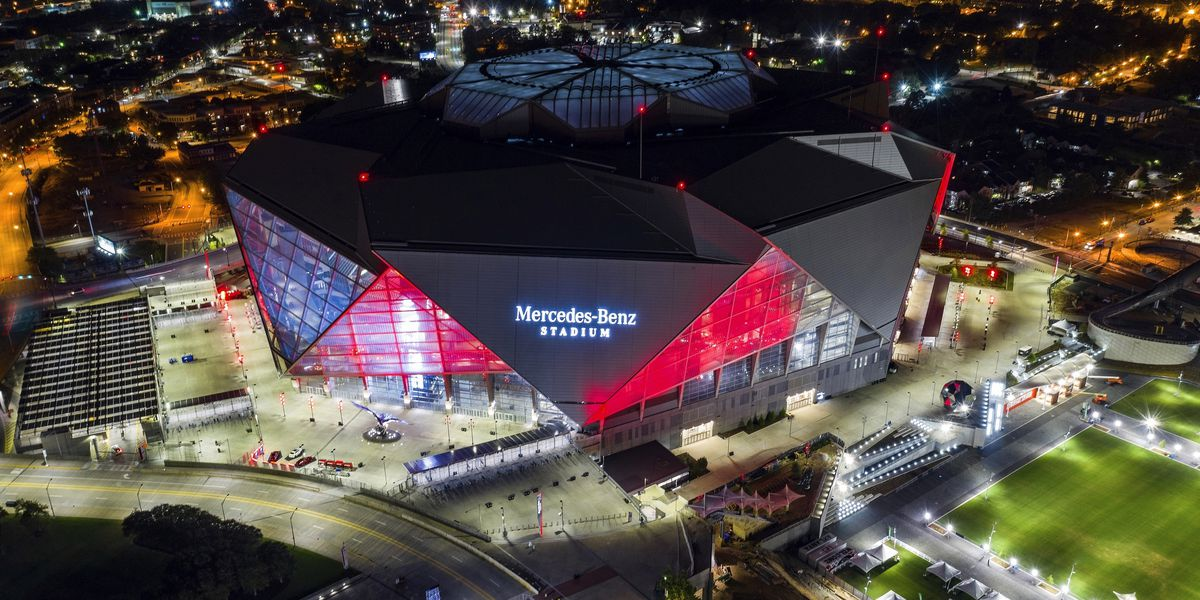 Yellow Jackets to play annual game at Mercedes-Benz Stadium
