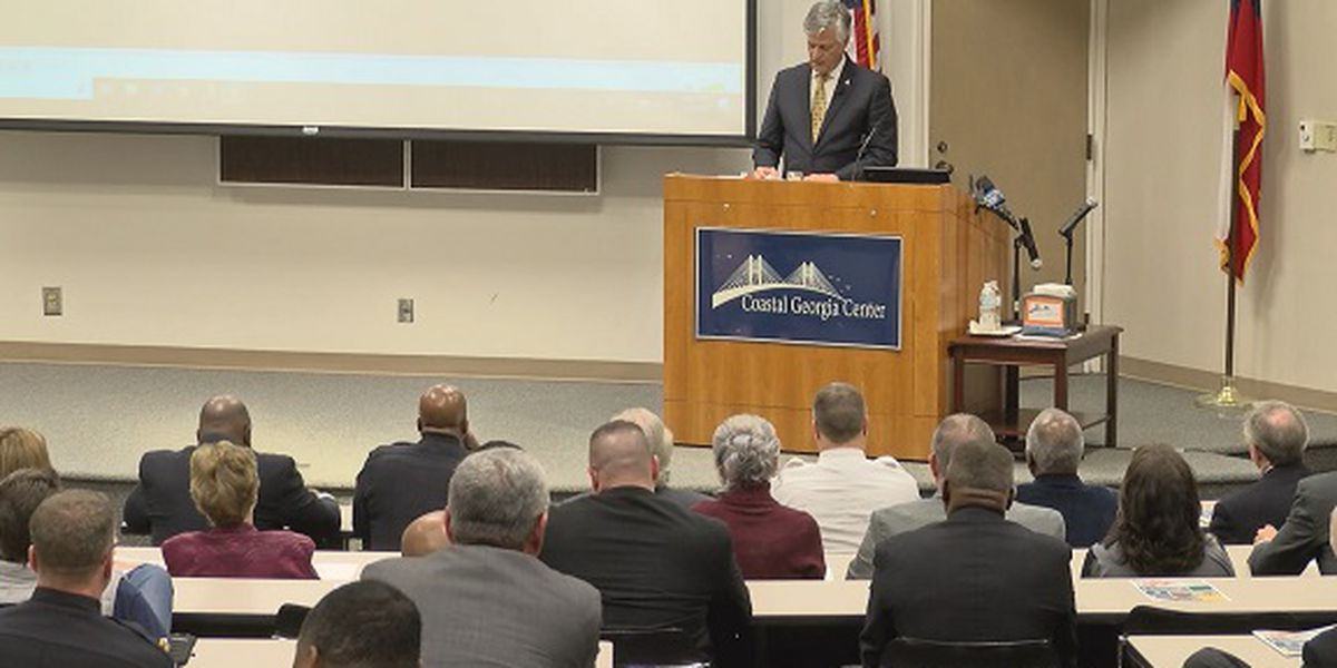 Savannah State of the City Address highlights highs and lows of 2018, looks to future