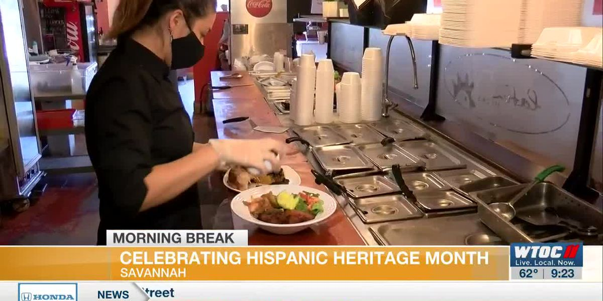 Local business owner reflects on success during National Hispanic Heritage Month