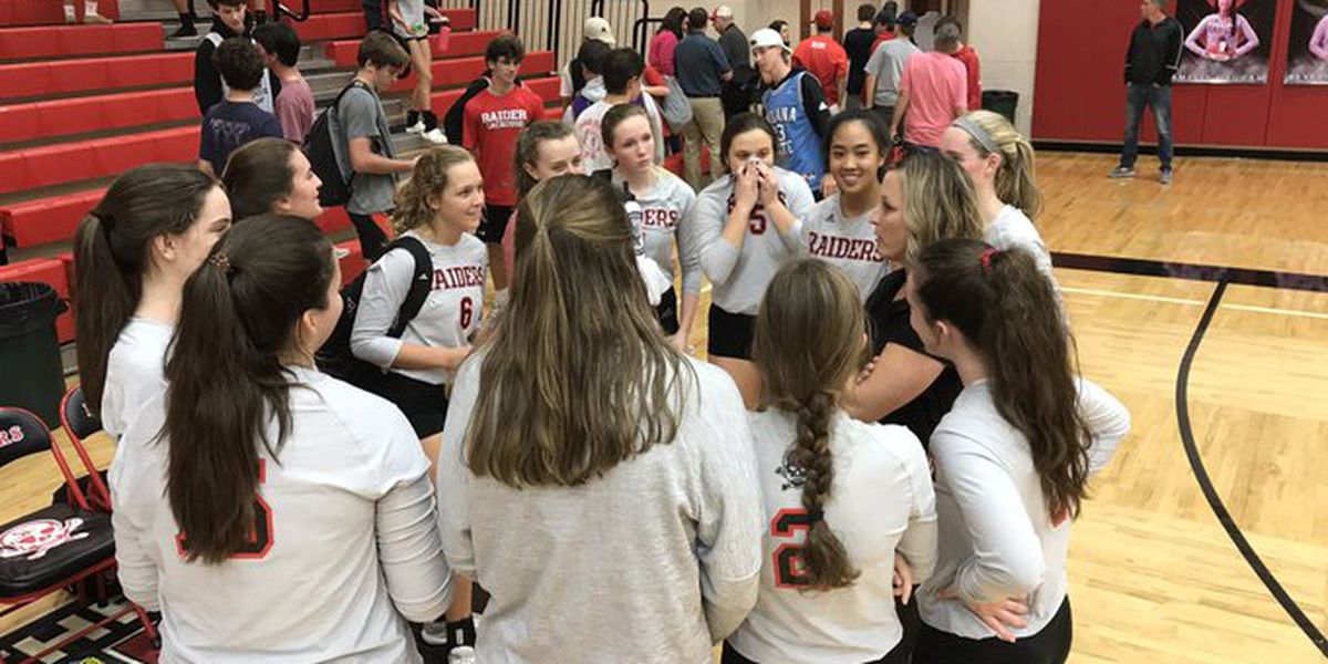 Tuesday's GHSA state volleyball playoff scores and highlights