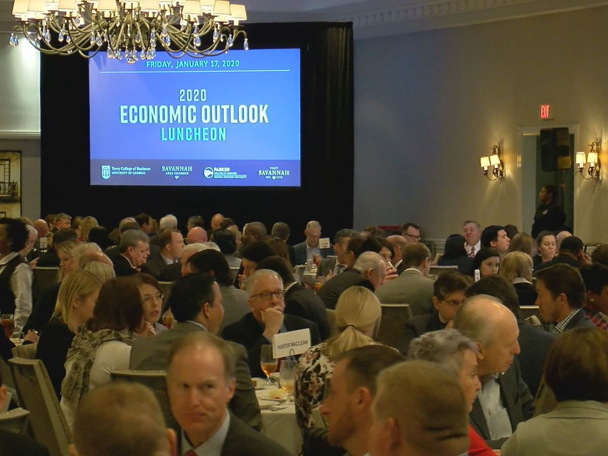 2020 Economic Outlook luncheon held in Savannah
