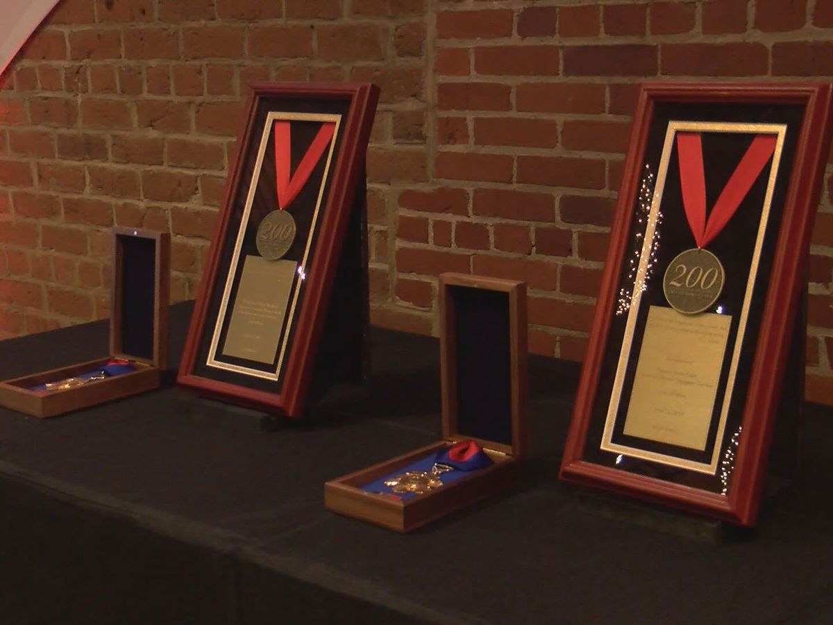 Good News: 2021 Valor Awards