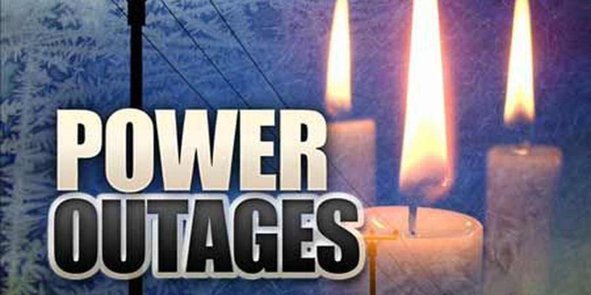 More than 350,000 without power in Georgia