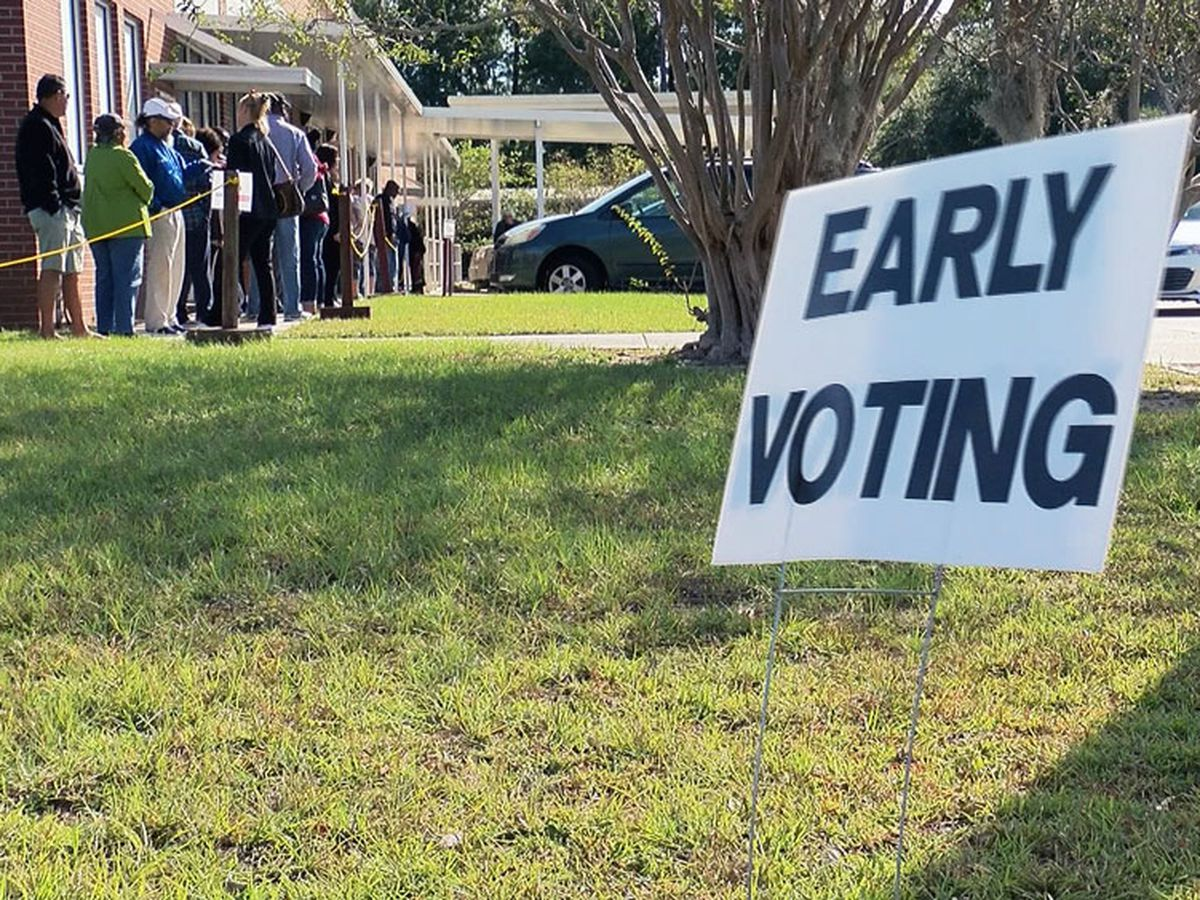 Additional polling locations open for early voting in Chatham County