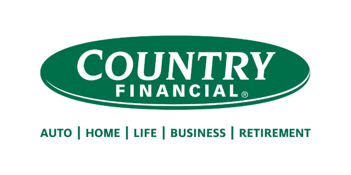 Good News: Country Financial donating to the community