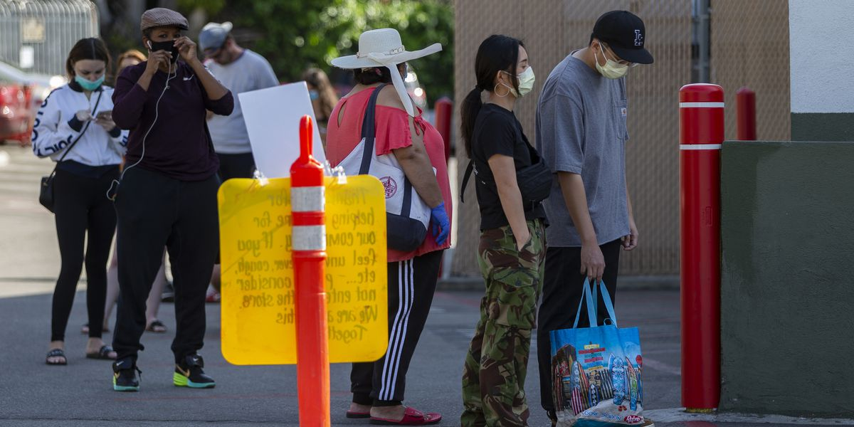 Competition for supplies sharpening as pandemic worsens
