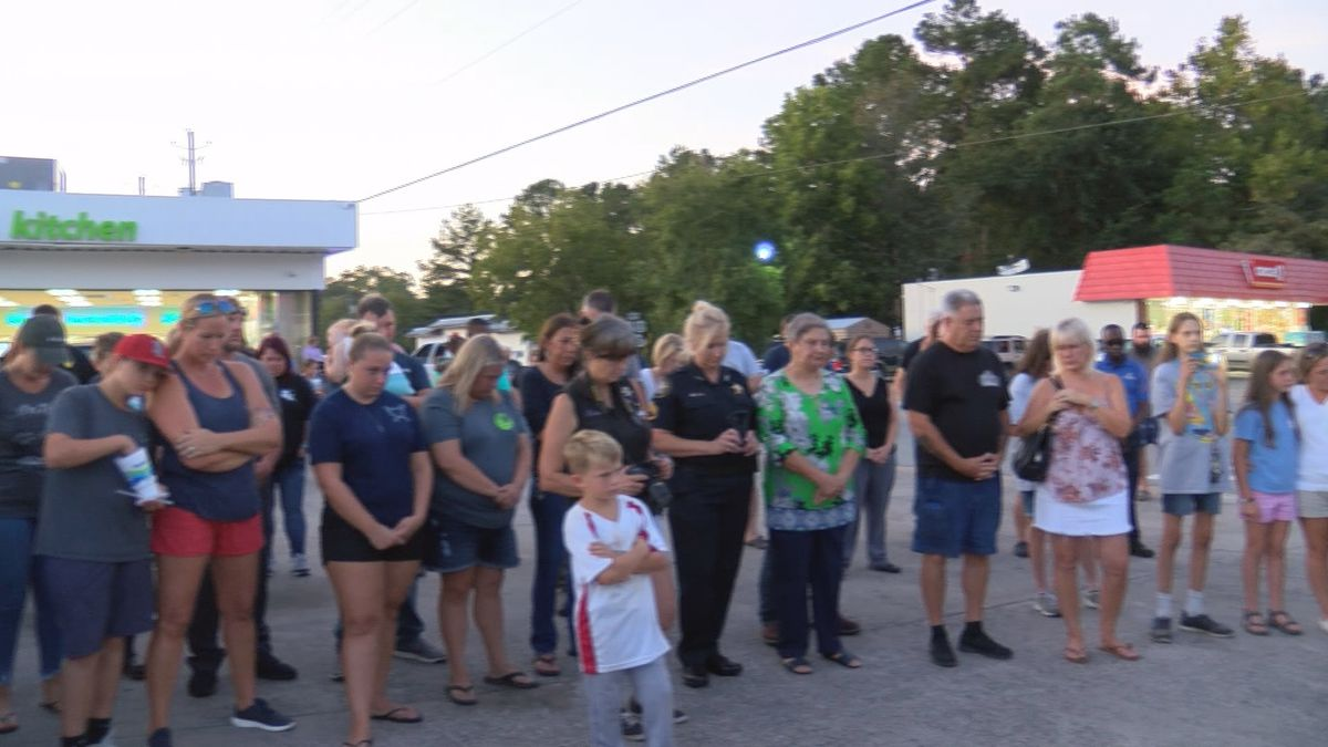Ludowici community remembers former police chief
