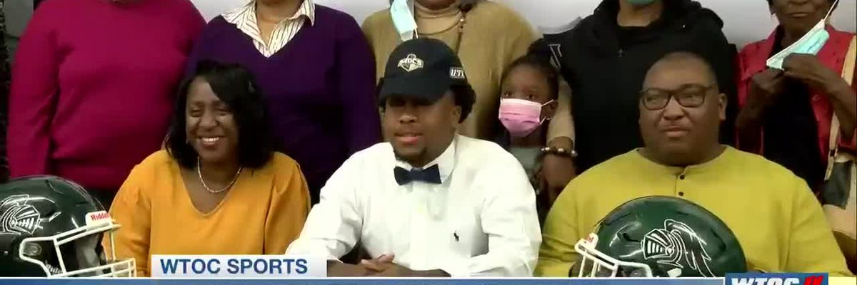 Early signing period: local athletes ink their letters of intent