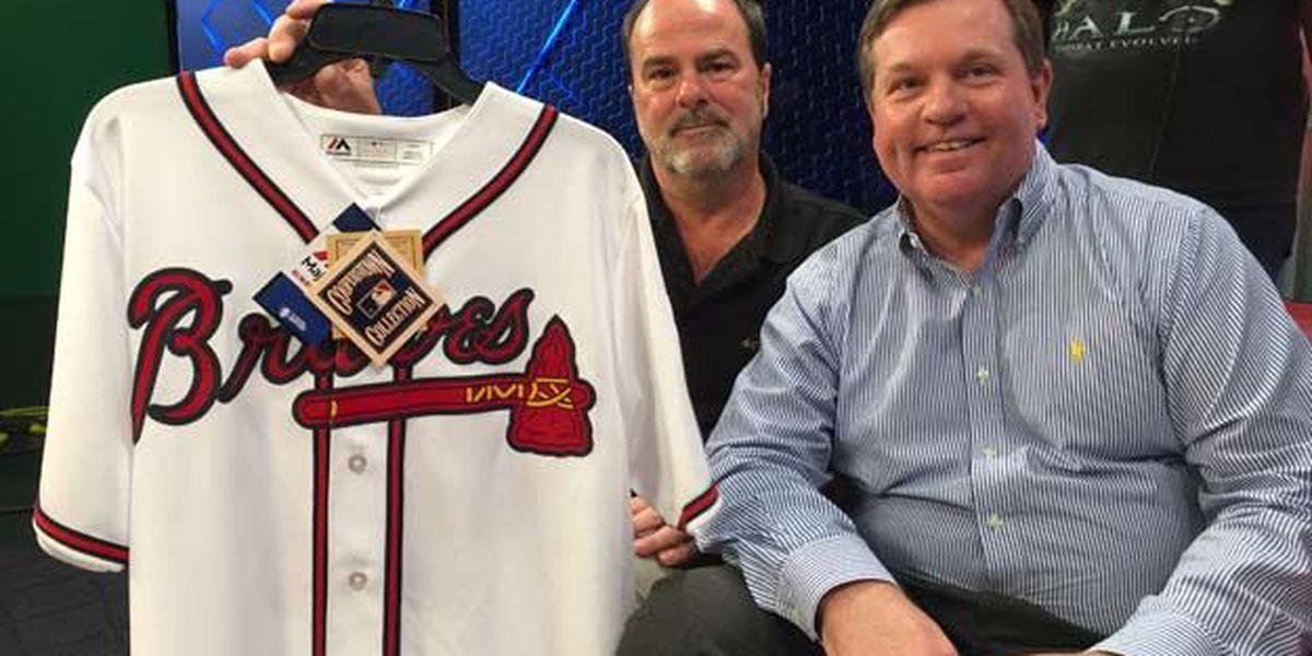 Tom Glavine pitches in to help the Cory Joseph Wilson Fireball 40 Memorial Baseball Tournament