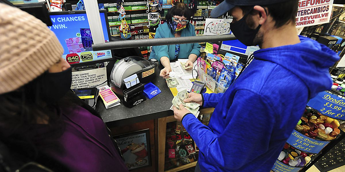 $1 billion: Mega Millions lottery prize due to long odds, slow sales