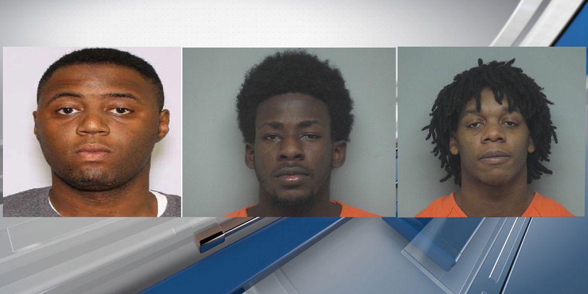 3 Beaufort Co. murder suspects captured in Ga.