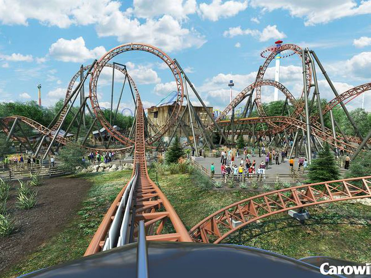 Carowinds to remain closed for rest of 2020 due to coronavirus pandemic