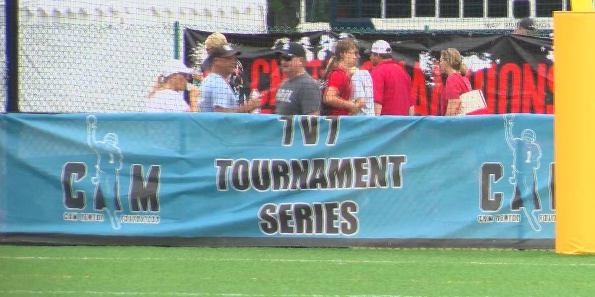 Cam Newton Foundation 7on7 Tournament wraps up in Savannah