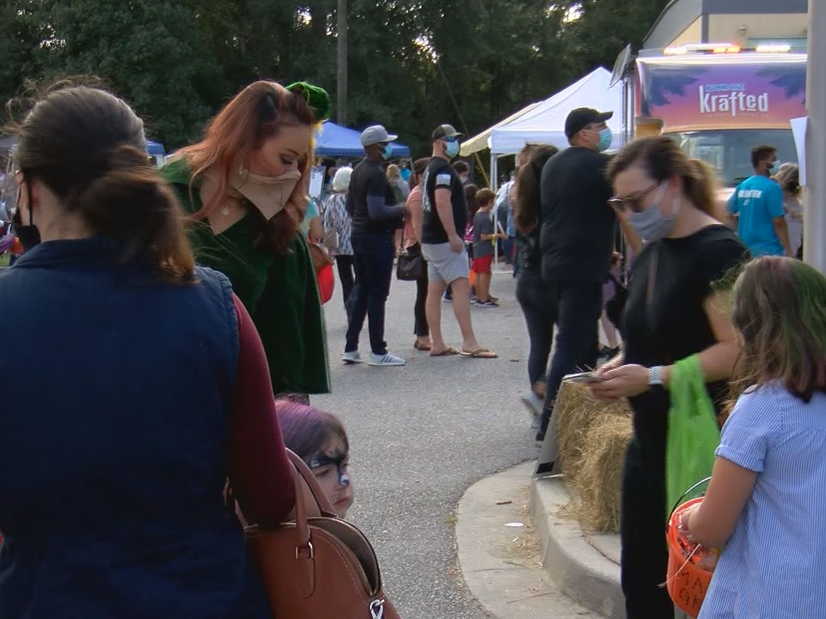 Humane Society for Greater Savannah holds first-ever fall festival