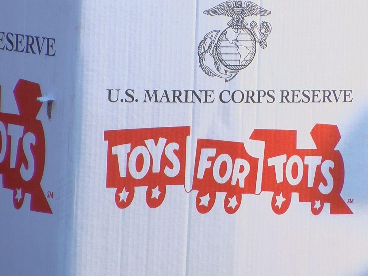 WTOC's annual Toys for Tots toy drive ends Friday