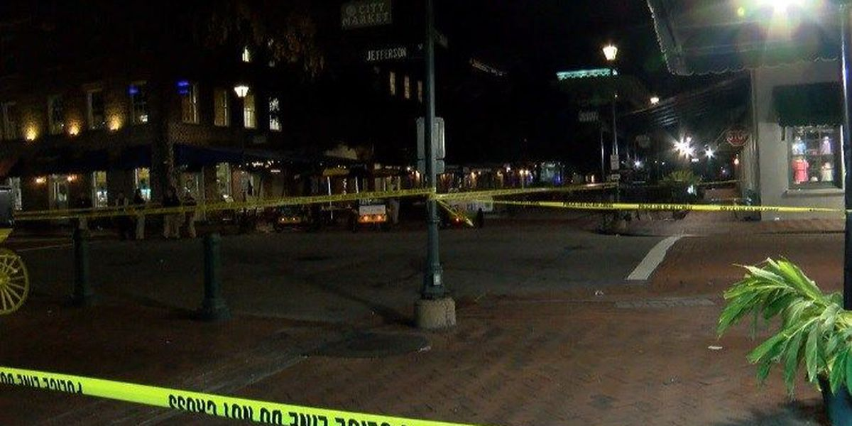 Latest Savannah shooting has ties to July 4 City Market chaos