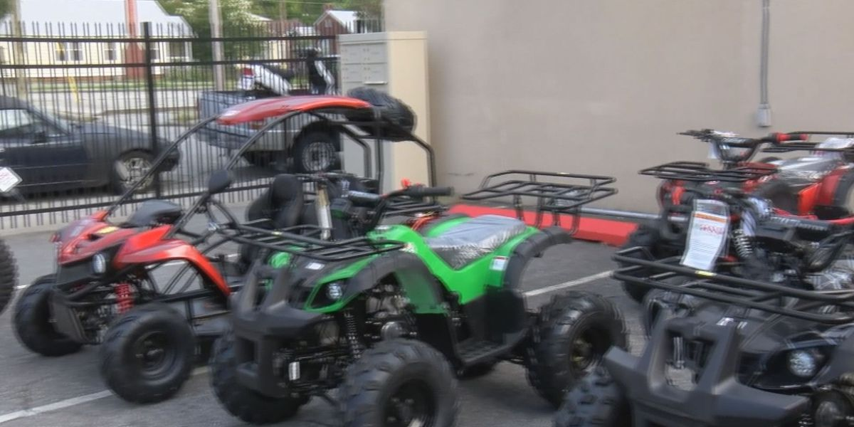 ATV, scooter sales surge during pandemic