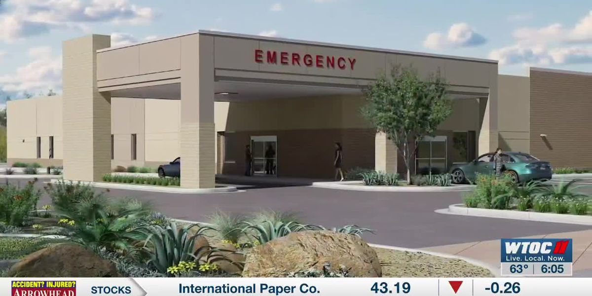 First look at Memorial Health's proposed ER facilities in Pooler, Richmond Hill