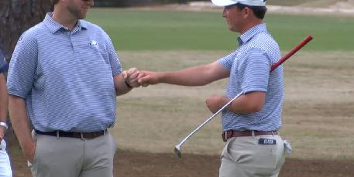 Fisk, Collins earn top Sun Belt golf honors