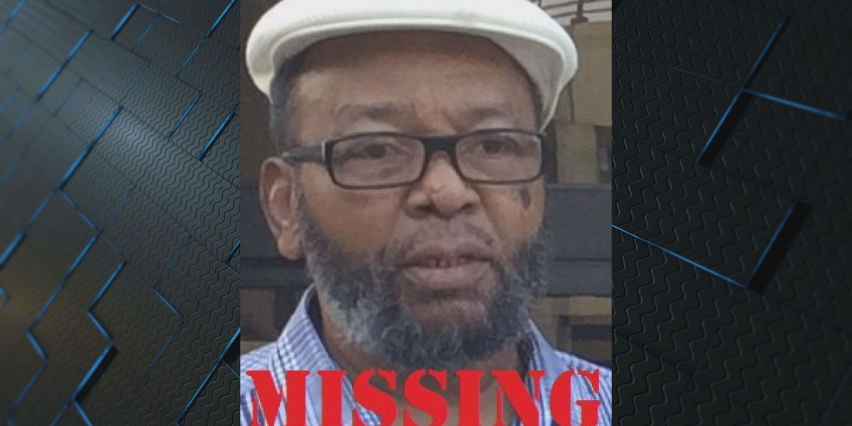 SCMPD searching for elderly man with dementia