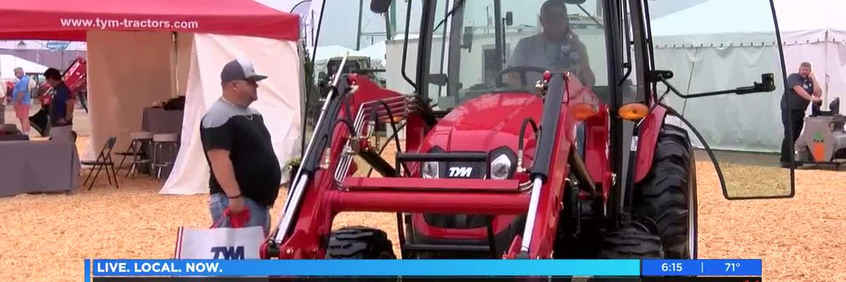 Ag Expo shows off a major Ga. industry