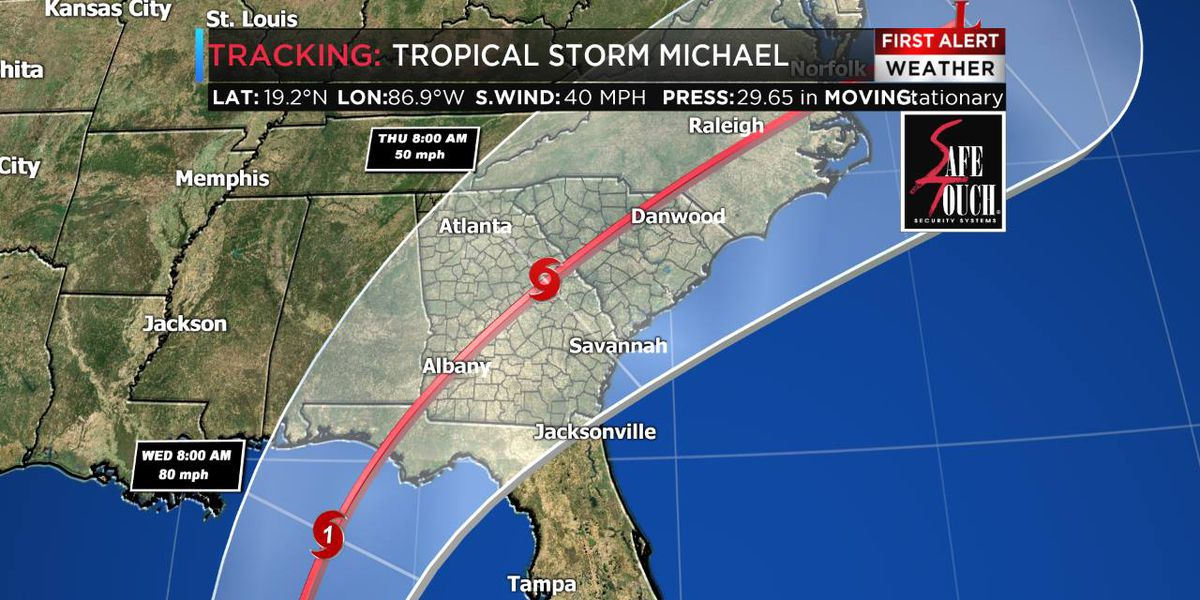 Nicondra: Tropical Storm In the Gulf of Mexico Likely